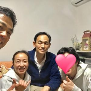 年末は横浜の実家&母校の中学へ
