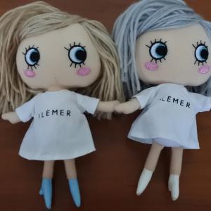 イルメールの人形服