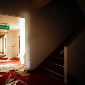 都井岬グランドホテル(2階・後編)