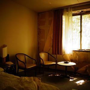 白樺湖グランドホテル(4階・中編)