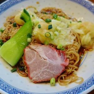 香港麺 新記@三宿