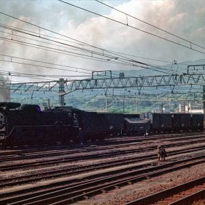 お気に入りの機関車 ③ D51