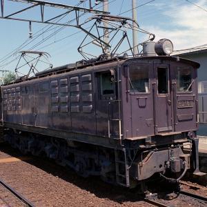 お気に入りの機関車 ④ ED18とEE製小型電気機関車
