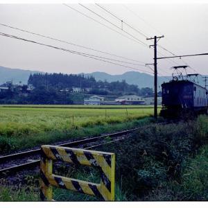 昭和49年9月 飯田線ED19