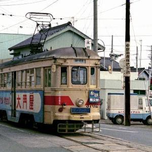 豊橋鉄道 柳生橋支線