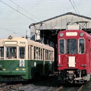 名鉄600型 モ604 モ592 その5