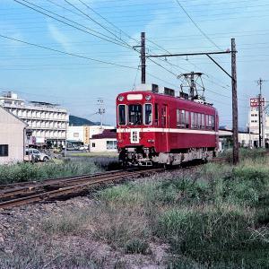 名鉄美濃町線 モ600型 モ603 その6