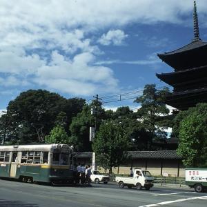 京都市電 九条大宮 1919