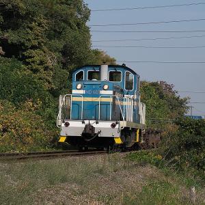 名古屋臨海鉄道だよ 汽笛はいいですね!!!