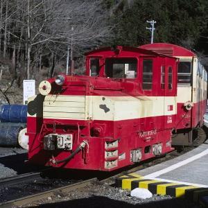 大井川鉄道DB1形ディーゼル機関車