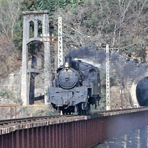 昭和の大井川鉄道