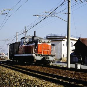DD13 134 とクハ76 中央西線