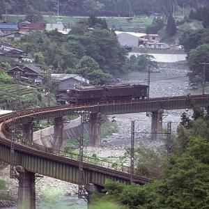 川を渡らない鉄橋