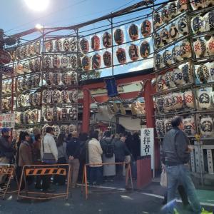 2019 金刀比羅・大鷲神社 酉の市