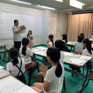 応用問題全問達成!来週のクラスは「食育講座②」を開催します!!