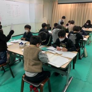 こくごとさんすうクラス・映画「プロジェクト1」のクラス上映会