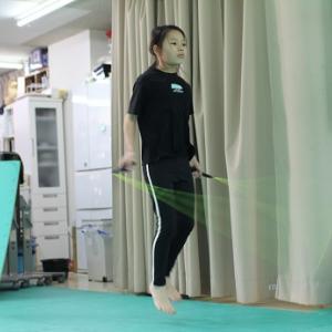 【武道クラス如水】縄跳びでウォームアップ☆【MINIMA】初のZOOMによる長編映画も制作中