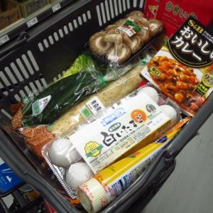 24時間営業の恩恵深夜スーパーで密を避ける。