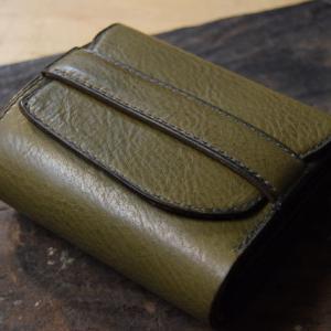 ミネルバボックスの財布のオーダーを頂きました。