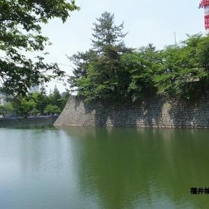 9/27北陸の旅-14(福井:「北の庄城址」ほか)