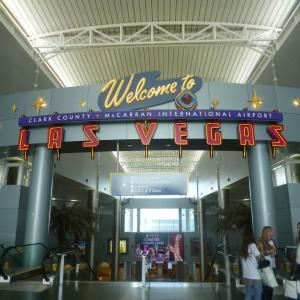 アメリカの旅 アトランタからラスベガスへ