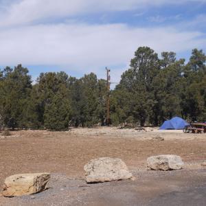 アメリカの旅 グランドキャニオンでキャンプと酒、時々豚肉