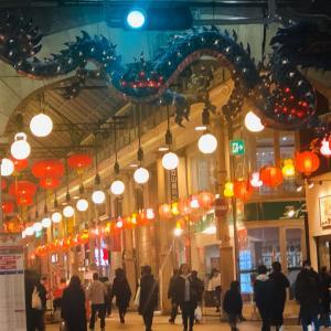 長崎の冬は ランタンフェスティバルで決まり、、、♫