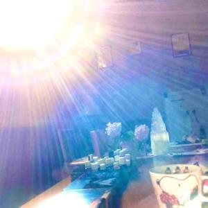 押し寄せる 高次元からの光、、、♬