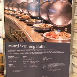 アロスカルドが美味しい「テイスト」でランチ/ Buffet Lunch @ Taste in Westin Guam