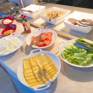 金曜日はニューヨークがテーマ/ Friday Lunch Buffet @ Islander Terrace in Hilton Guam