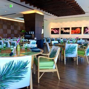 お友達のフェアウェルランチでパームカフェへ/ Sunday Brunch @ Palm Cafe in Outrigger Guam
