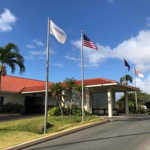 オンワードマンギラオゴルフクラブでゴルフ/ Golf & Lunch @ Onward Mangilao Golf Club in Guam