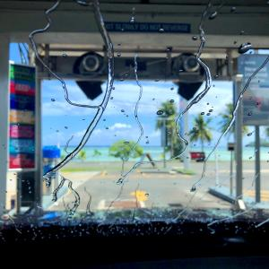 うっかりチャイナ/ Best Quality Car Wash with View on Guam