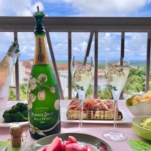 """ペリエジュエベルエポックで豚祭り/ Theme """"Pork"""", Sunday Champagne Balcony BBQ Lunch"""