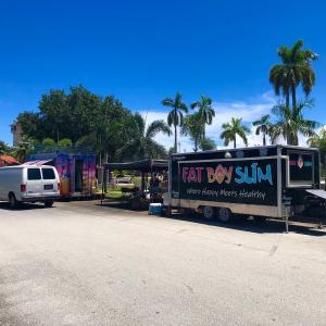 グアムで大人気のフードトラックでランチをゲット/ Getting Lunch @ Guam's Iconic Food Truck