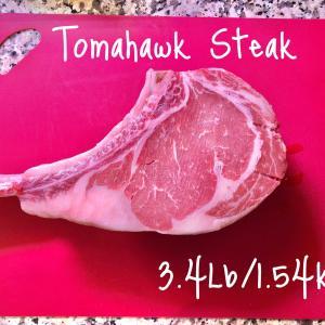 トマホークステーキランチ/ Tomahawk Steak Lunch