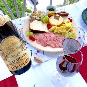アマローネデッラヴァルポリチェッラクラシコでサンデーランチ/ Sunday Lunch with Amarone Della Valporicella Classico 2013
