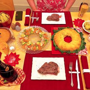 2020 クリスマスイブディナー/ 2020 Christmas Eve Dinner