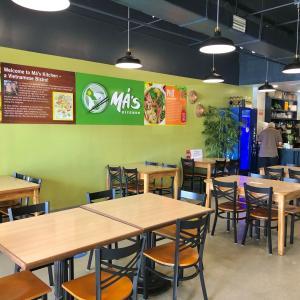 グアムのベトナム食堂「マーズキッチン」でランチ/ Dine-In Lunch at Ma's Kitchen Tamuning Guam