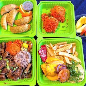 今週もヤーマンシリアスのお時間です。アガニアのジャマイカングリルを再訪/ Takeout Dinner from Jamaican Grill Agana Guam 🇯🇲
