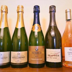 パリスコで買えるシャンパンでランチ/ Valentine's Lunch with Champagne from Parisco Guam