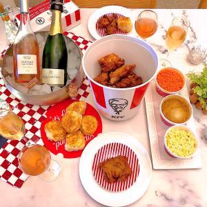 2021年。今年のグラミーのお誕生日ディナー/ Birthday Dinner