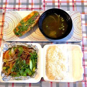 ベトナムディナーとフレンチブレックファースト/ Vietnamese Dinner & French Breakfast