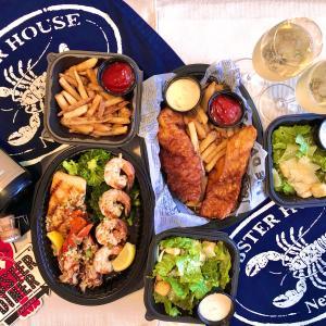 レッドロブスターからテイクアウトディナー/ Takeout Dinner from Red Lobster Guam