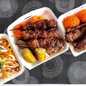 久しぶりのフードトラックディナー/ Food Truck Dinner