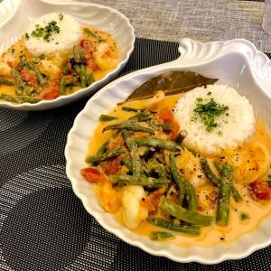 大好きなグアム料理/ Shrimp Tinaktak