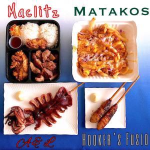 今週のフードトラックディナー、4店舗からテイクアウト/ Thursday Night Agana Food Truck Dinner from Maclitz, Matakos, A&L and Hooker's Fusion
