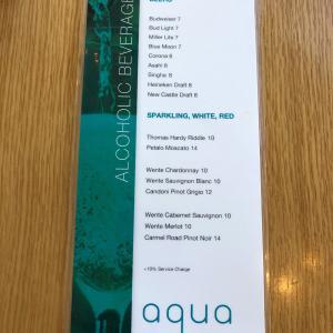 デュシタニグアムのアクアで平日ランチバフェを楽しむ/ Weekday Lunch Buffet @ Aqua in Dusit Thani Guam