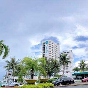 リーフホテルの「洋食屋さんご」でランチ/ Lunch @ Yoshokuya Sango in Reef Hotel Guam