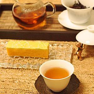 鳳凰紅茶&三方六の小割メロン